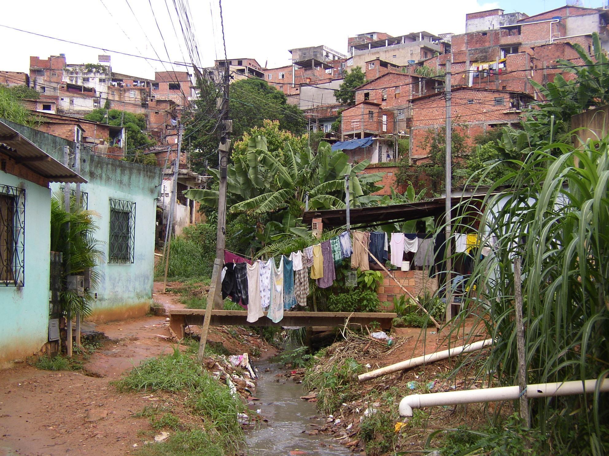 A pesquisa foi feita na comunidade de Pau da Lima, em Salvador (Foto: Albert Ko/ Divulgação)