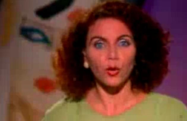 Leilane Neubarth já apresentou ao lado de Celso Freitas e Fátima Bernardes, em 1993 (Foto: Reprodução da internet)