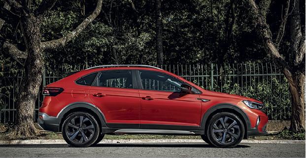 Tabelas - Chevrolet Tracker e Volkswagen Nivus  (Foto:  )