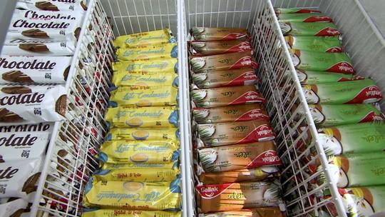 Supermercado de sorvetes é aposta de empresário de São Paulo
