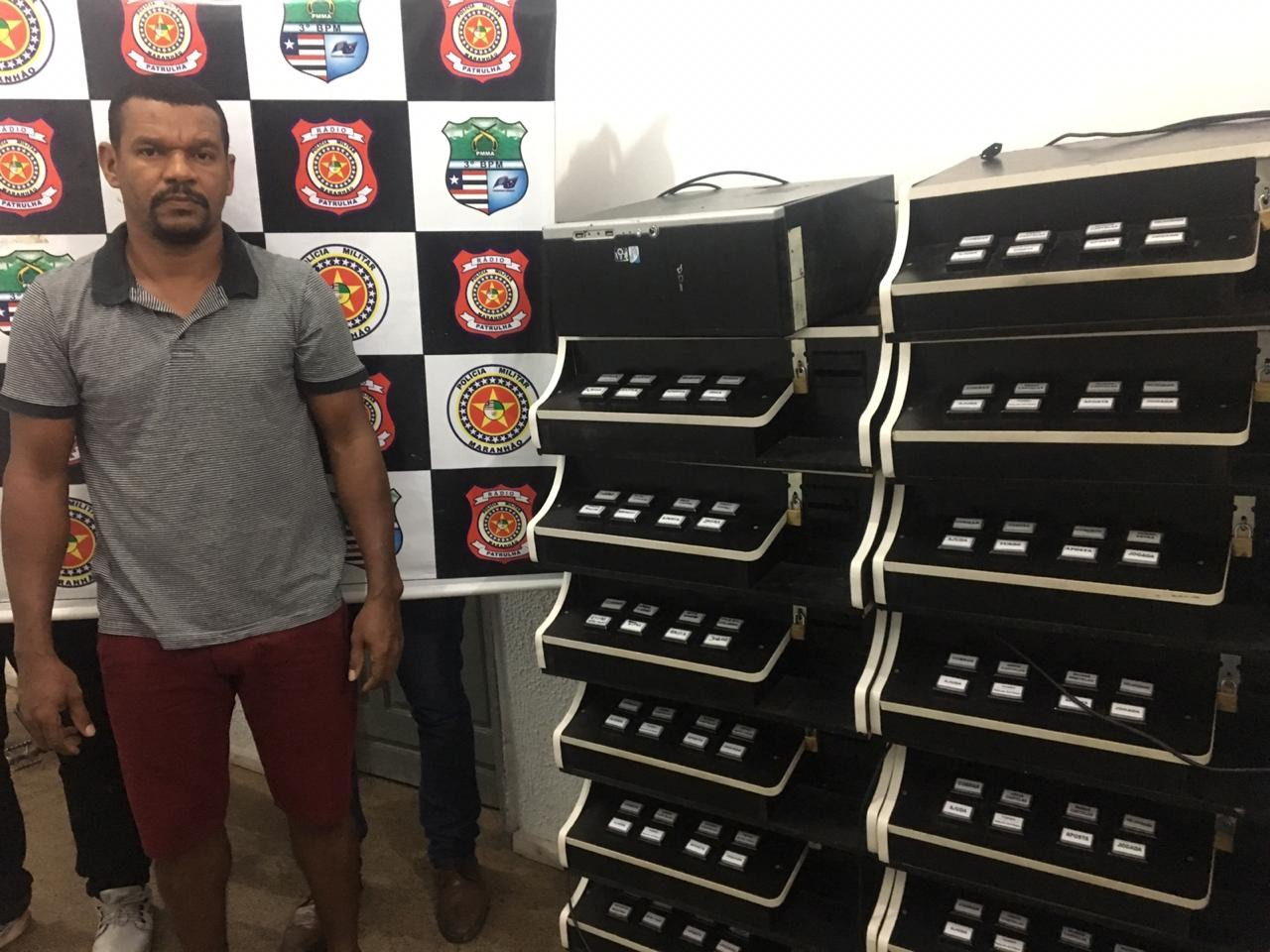 Polícia realiza operação e fecha casa de jogos de azar em Imperatriz