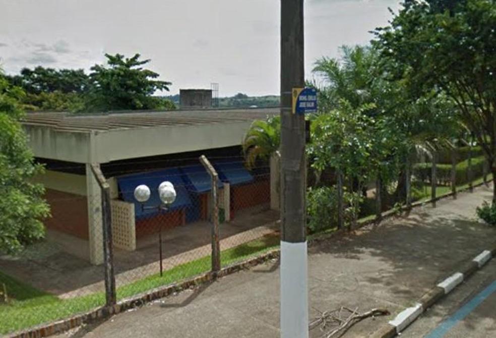 EMEI Rosa Vassalo Secomandi, em Paulínia, tem casos de ratos encontrados dentro da instituição (Foto: Arquivo pessoal)