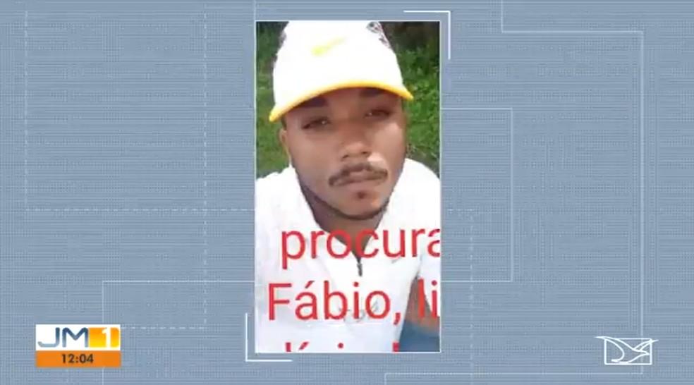 Um dos suspeitos na morte dos pais do deputado Cléber Verde morreu em confronto com a polícia. — Foto: Reprodução/TV Mirante.