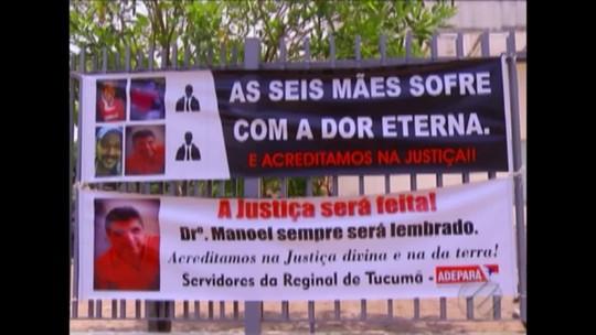 Justiça julga acusados de matar fazendeiro e mais três pessoas em Ourilândia do Norte