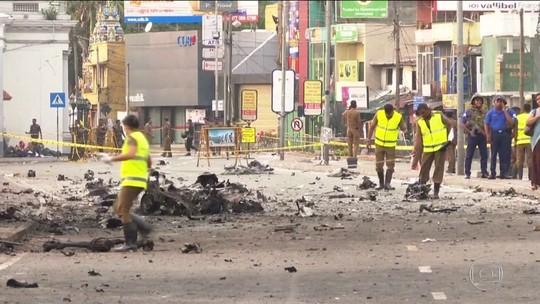 Sobe para 359 número de mortos em atentados no Sri Lanka