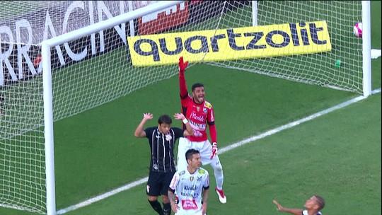 Rodriguinho vê Corinthians desligado contra times menores e admite dificuldade com nova função