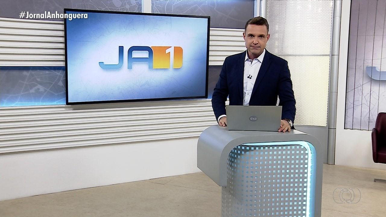 Confira os destaques do Jornal Anhanguera 1ª Edição desta sexta-feira (6)