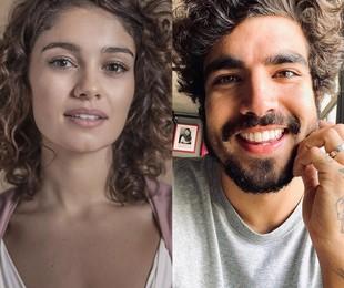 Sophie Charlotte e Caio Castro | Reprodução