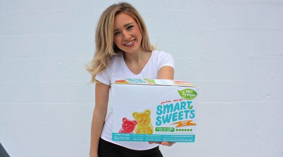 Tara Bosch, fundadora da SmartSweets (Foto: Divulgação)