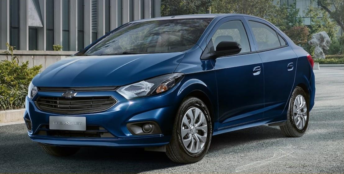 Chevrolet Joy Plus chega por R$ 51.120 e aposenta o nome Prisma - Notícias - Plantão Diário