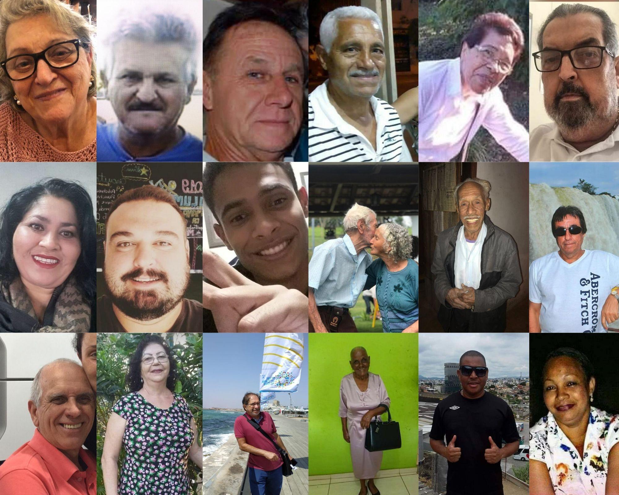 Coronavírus: Belo Horizonte chega a 200 mortes; em Minas, são 1.355 mortos e 64 mil diagnosticados