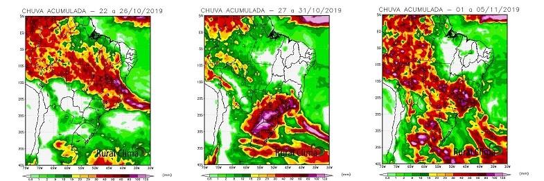 tempo-mapa-chuva-rural (Foto: Reprodução/Rural Clima)