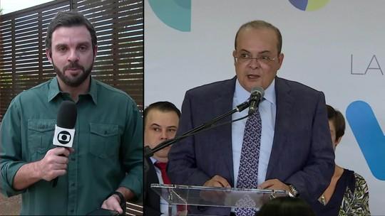 Governador do DF, Ibaneis Rocha, recebe alta de hospital