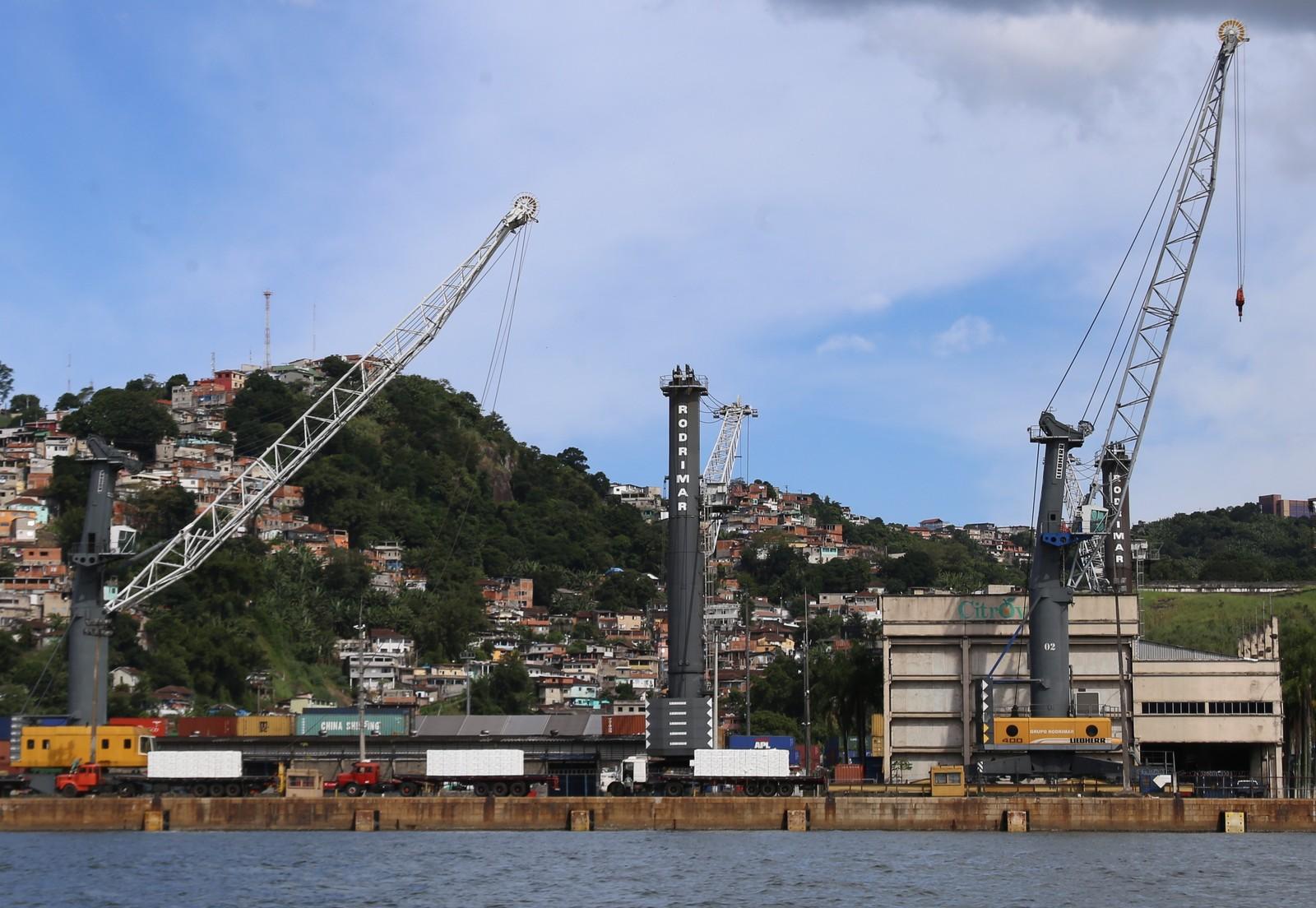 Cade multa Rodrimar por cobrança de taxa em portos