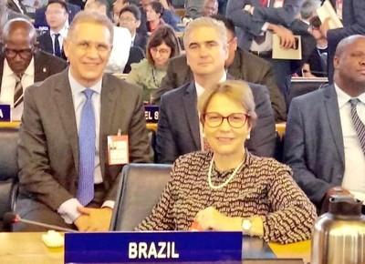 politica-fao-ministra-brasil (Foto: Ministério da Agricultura)