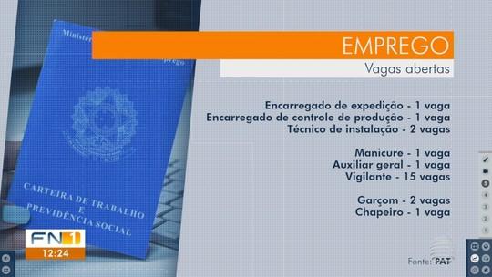 Confira as oportunidades de emprego disponíveis em Presidente Prudente