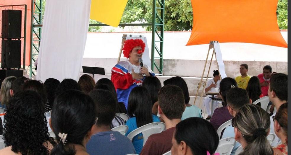 Retiro religioso é opção para quem quer fugir da folia no carnaval em Teresina (Foto: Divulgação/ORE)