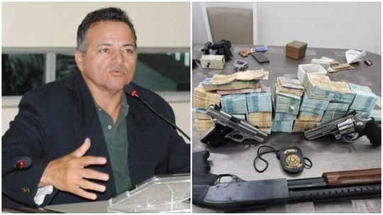 Foto: (Alap/Divulgação e Polícia Federal/Divulgação)