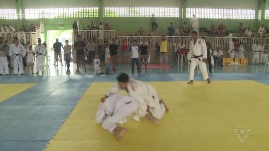 Copa de Judô reúne centenas de atletas em Cajati