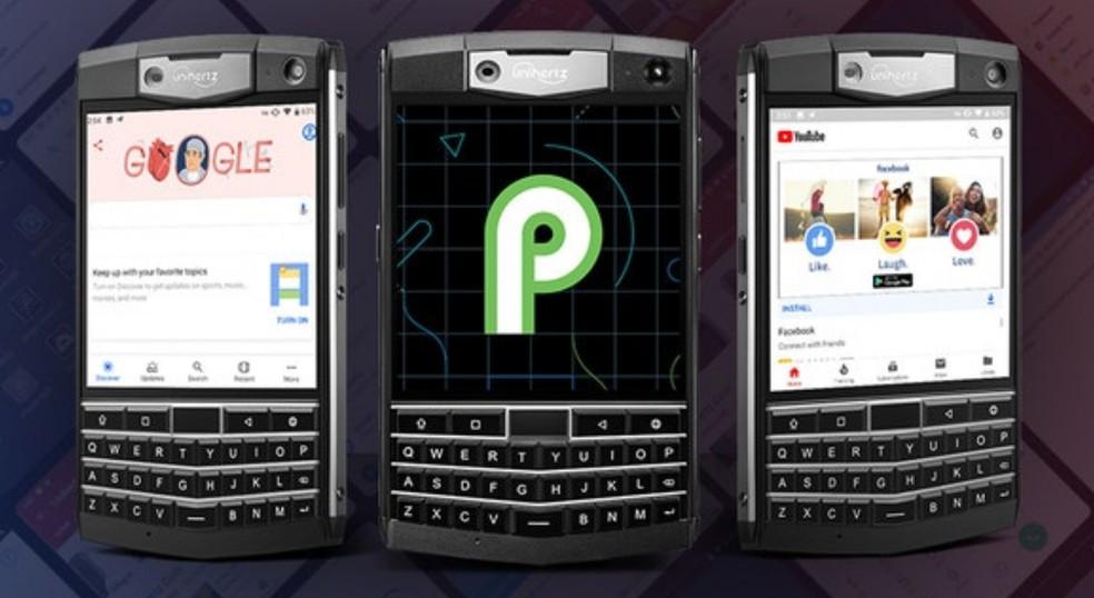 Empresa japonesa recria BlackBerry Passport e faz sucesso na