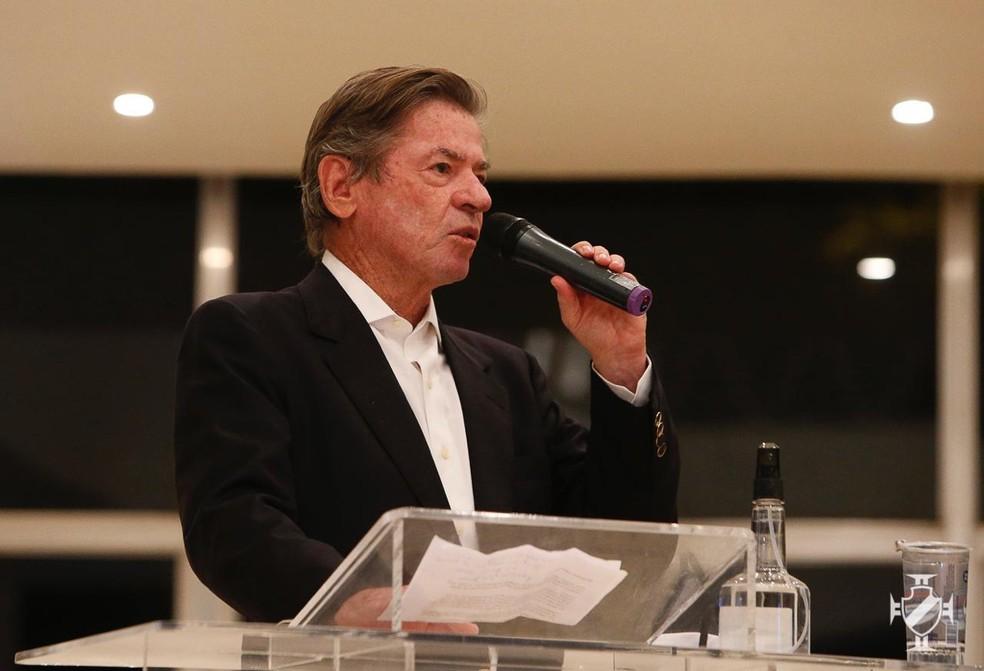 Jorge Salgado  — Foto: Divulgação / Vasco