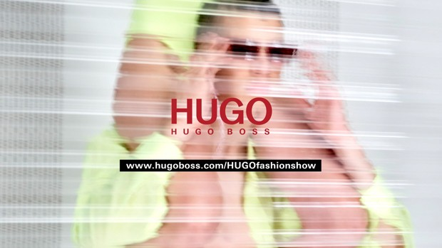 Assista ao vivo o desfile da Hugo (Foto: Divulgação)