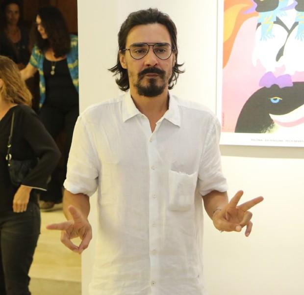 André Gonçalves (Foto: Daniel Pinheiro/AgNews)
