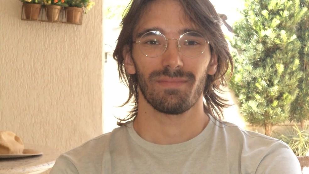 Gustavo Rocha é biólogo mestre em botânica e consultor em restauração de ecossistemas — Foto: Arquivo pessoal