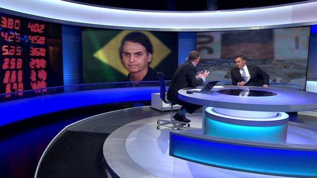 Eduardo Guardia, ministro da Fazenda (Foto: BBC News)