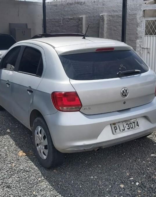 Funcionário terceirizado do Detran-PI é preso com carro roubado em Teresina