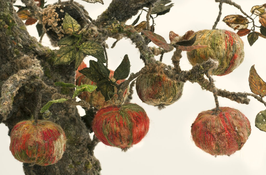 Você precisa conhecer esses 5 artistas que fazem tapeçarias inspiradas na natureza - Heather Collins (Foto: reprodução)