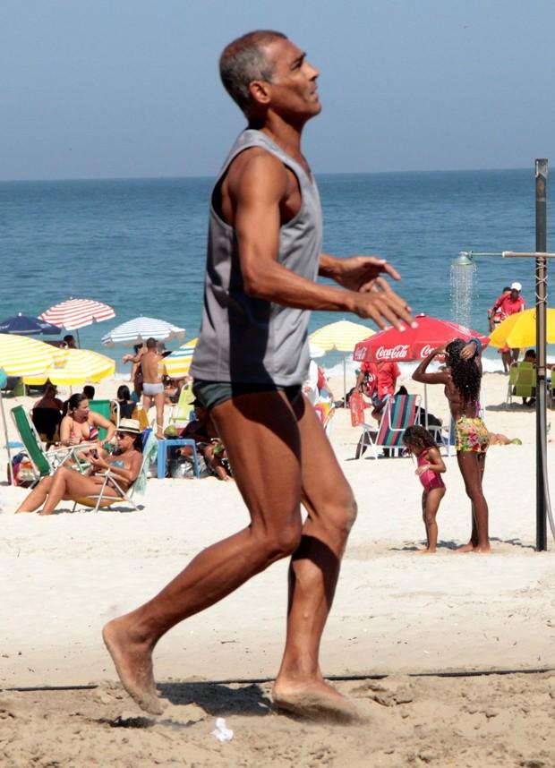Romário (Foto: AgNews)