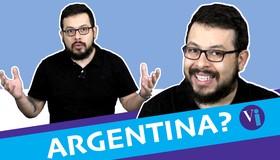 Crise na Argentina, dinheiro no seu bolso? Cuidado...