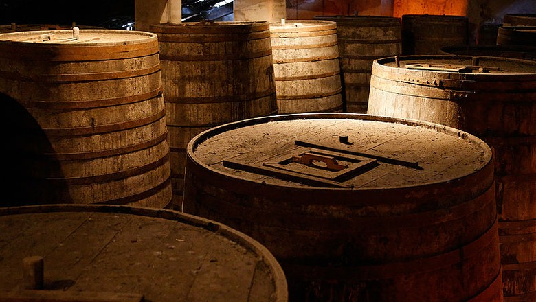 barril-cachaça-pinga-bebida (Foto: Eric Gaba/Wikimedia Commons)