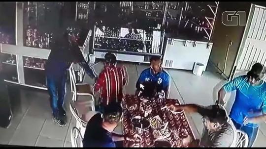 Sargento da PM é morto durante almoço com amigos no Entorno do DF