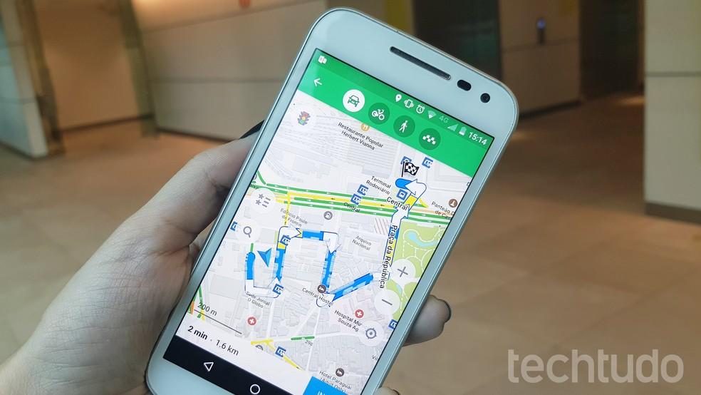 Como usar o Maps Me, app de GPS e mapas offline para Android