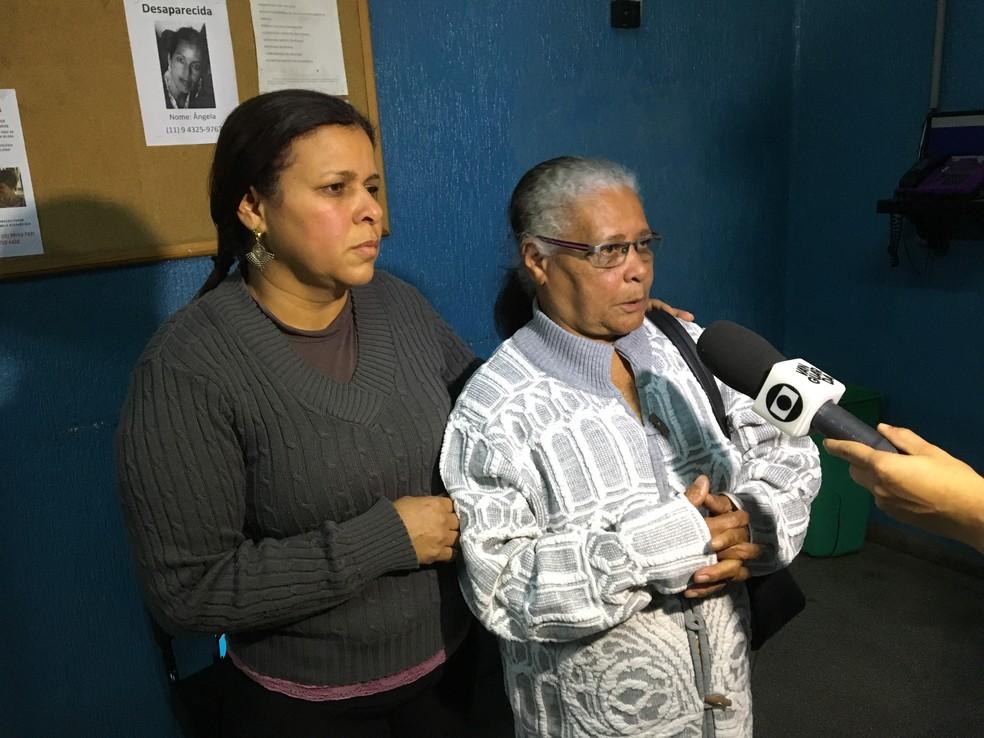 Maria Eulália dos Santos relatou que golpistas prometeram prêmio de R$ 280 mil  (Foto: Danilo Sardinha)