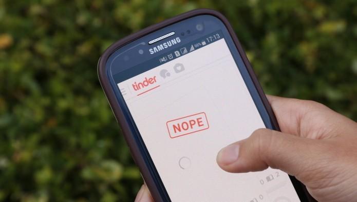 Tinder oferece serviço pago para voltar perfis dispensados (Foto: Raissa Delphim/TechTudo)