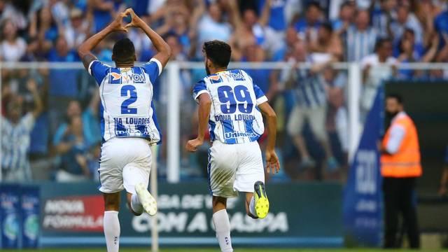 Avaí x Chapecoense gol Alex Silva