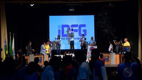 É tetra! IDFG conquista mais uma edição dos Jogos Escolares TV Sergipe