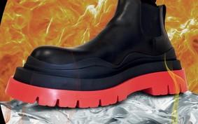 Essa bota da Bottega Veneta é o que você precisa para estar na moda