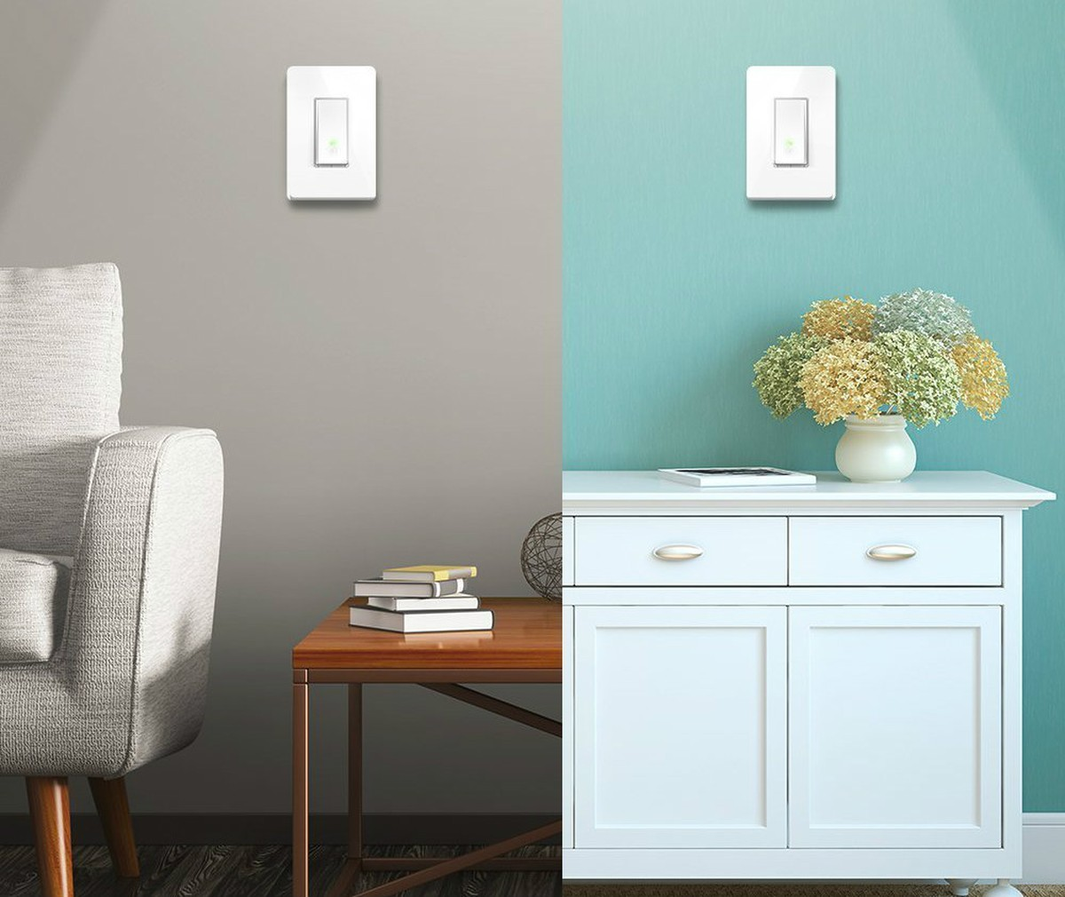 How does a Wi-Fi light switch work? See Technical Resources ...