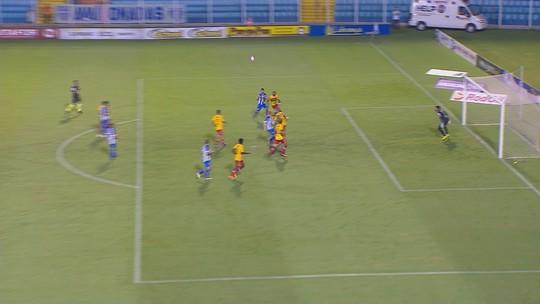Melhores momentos de Avaí 0 x 0 Brusque - 17ª rodada do Catarinense 2018