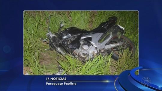 Motociclista morre após colidir contra caminhão em rodovia de Paraguaçu Paulista