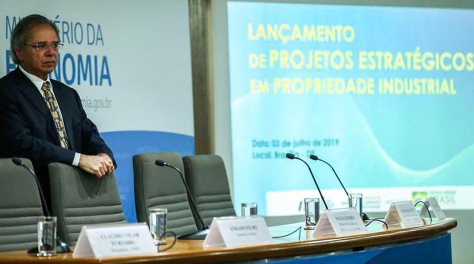 Paul Guedes, ministro da Economia. (Foto: José Cruz/Agência Brasil)