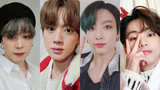 Cantores coreanos do BTS lideram a lista dos homens mais bonitos de 2020; veja curiosidades