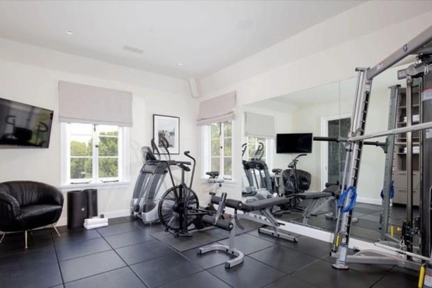 Nova mansão de Justin Bieber e Hailey Baldwin (Foto: Divulgação/Realtor)