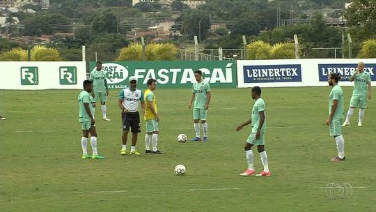 De contrato renovado, Toró espera ajudar o Goiás a somar os primeiros pontos