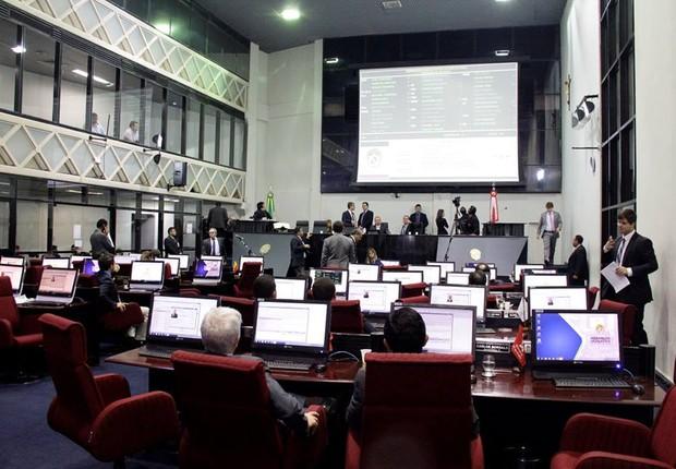 Assembleia Legislativa do Pará (Foto: Divulgação/Reprodução Facebook)