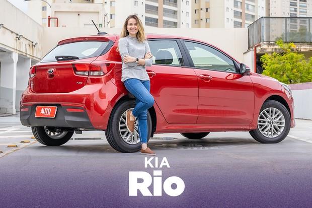 Vídeo: Kia Rio (Foto: Autoesporte)